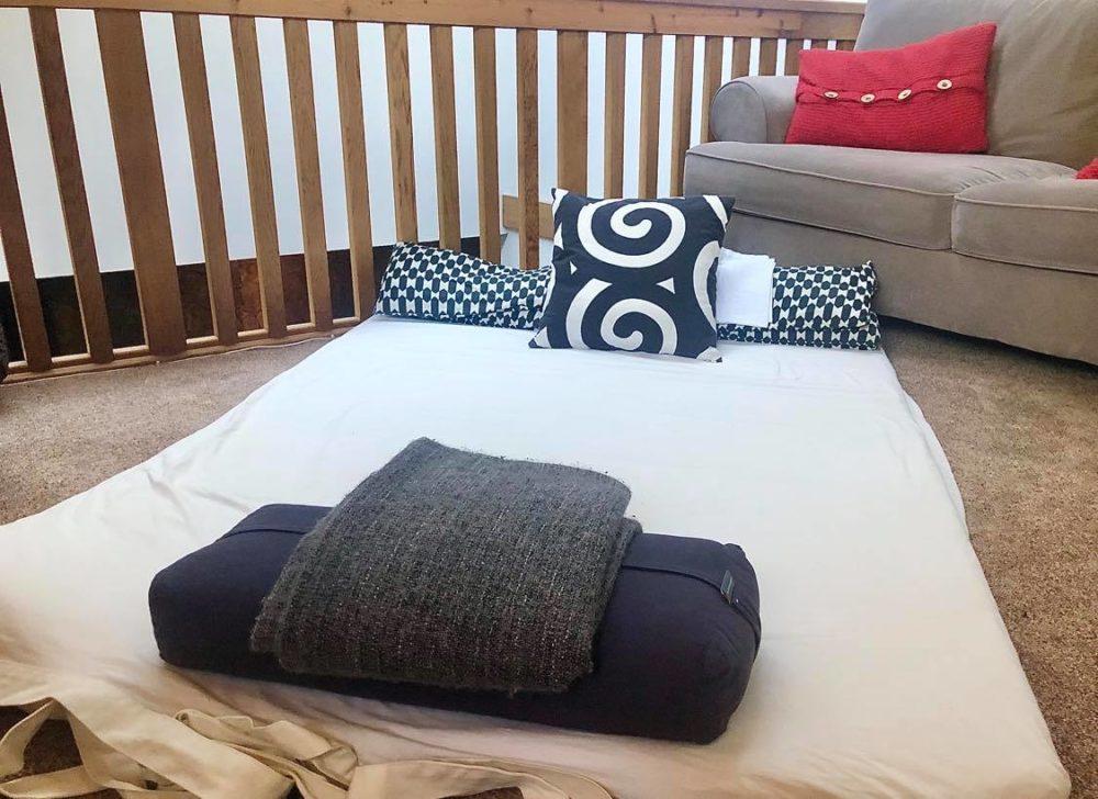 Mobile shiatsu treatment in your own home